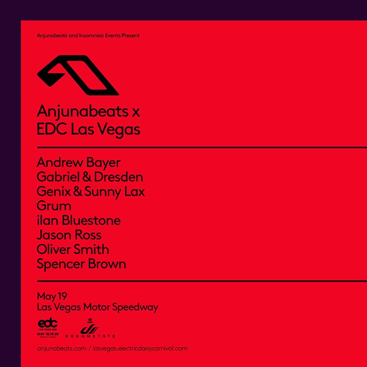 Anjunabeats EDC Festival