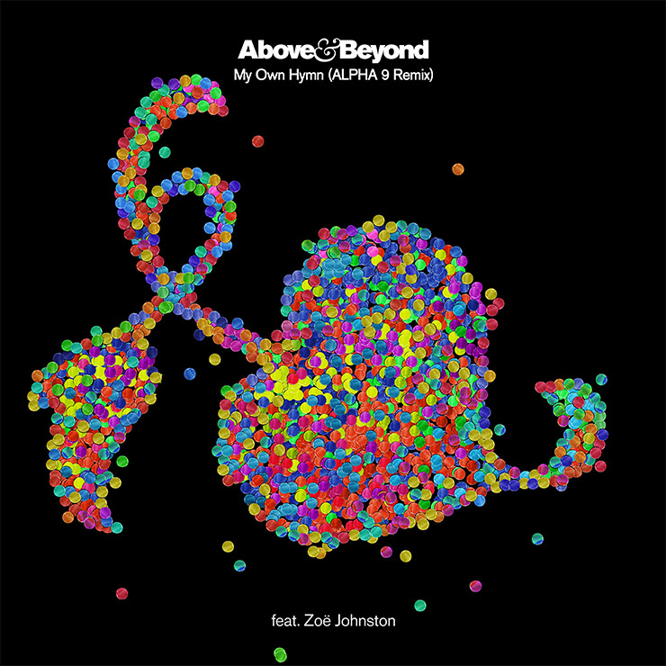 above and beyond my own hymn ALPHA 9 remix