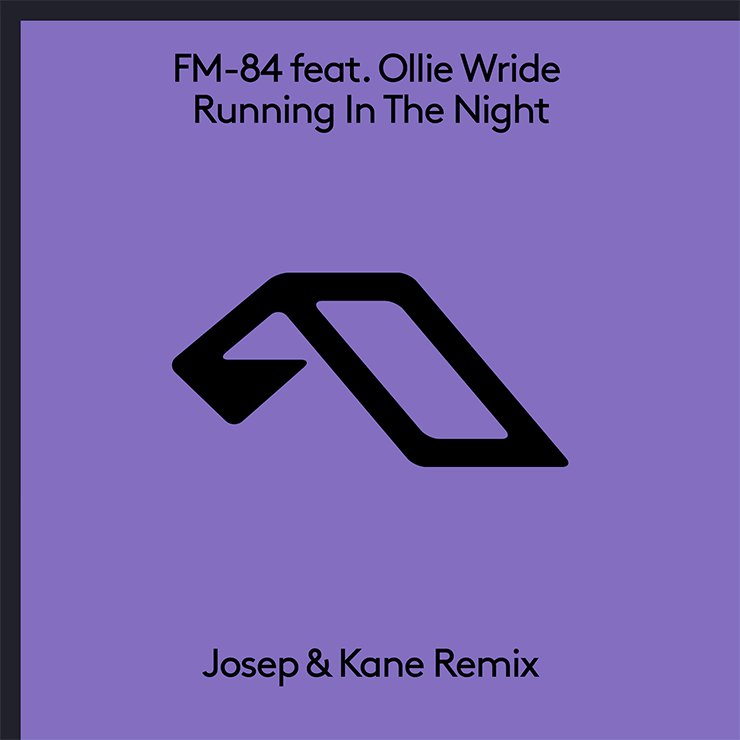 FM-84 'Running In The Night' Josef and Kane Remix