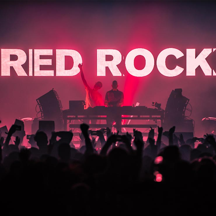 Above and Beyond Red Rocks