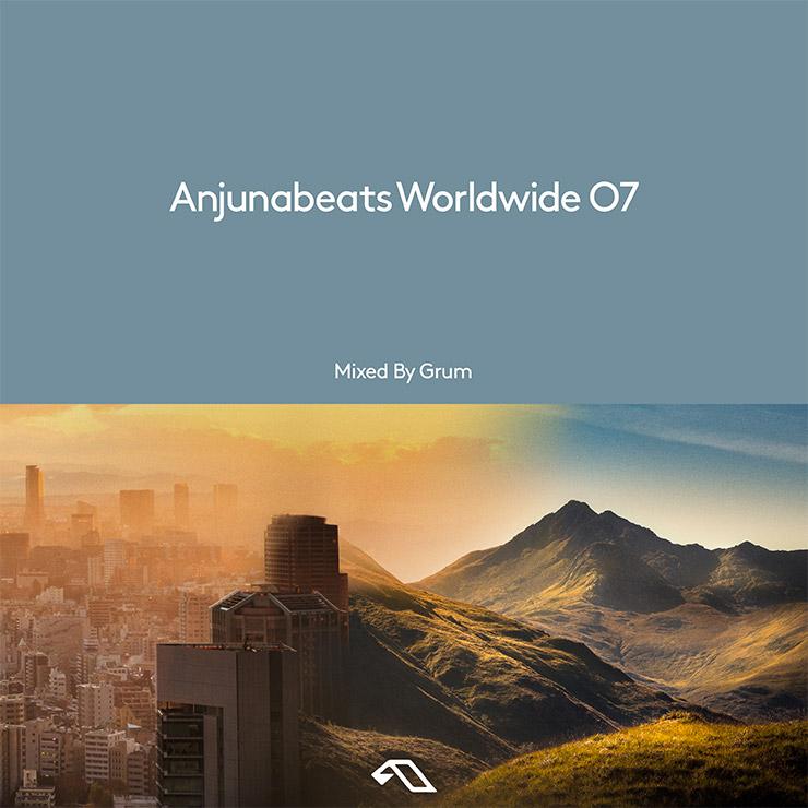 Anjunabeats Worldwide 07 Mixed by Grum