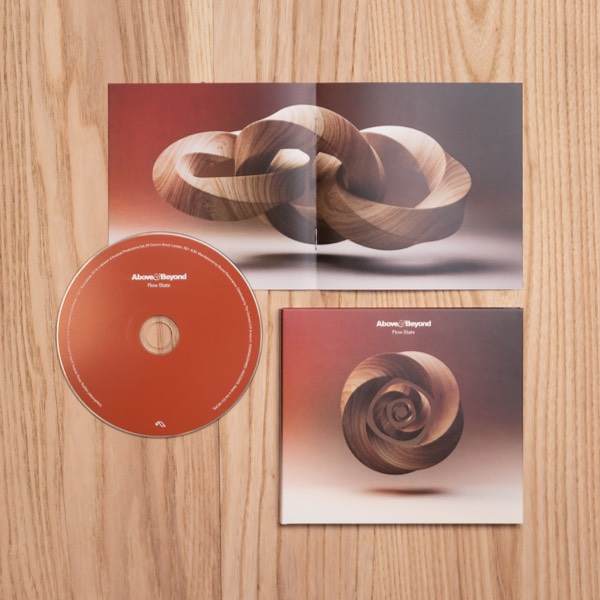 Flow State by Above & Beyond CD