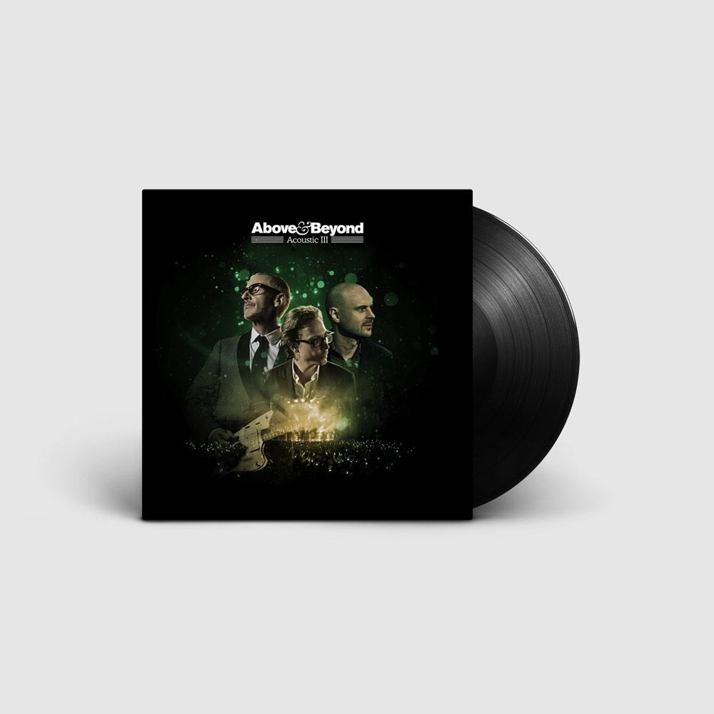 Above & Beyond Acoustic III Vinyl