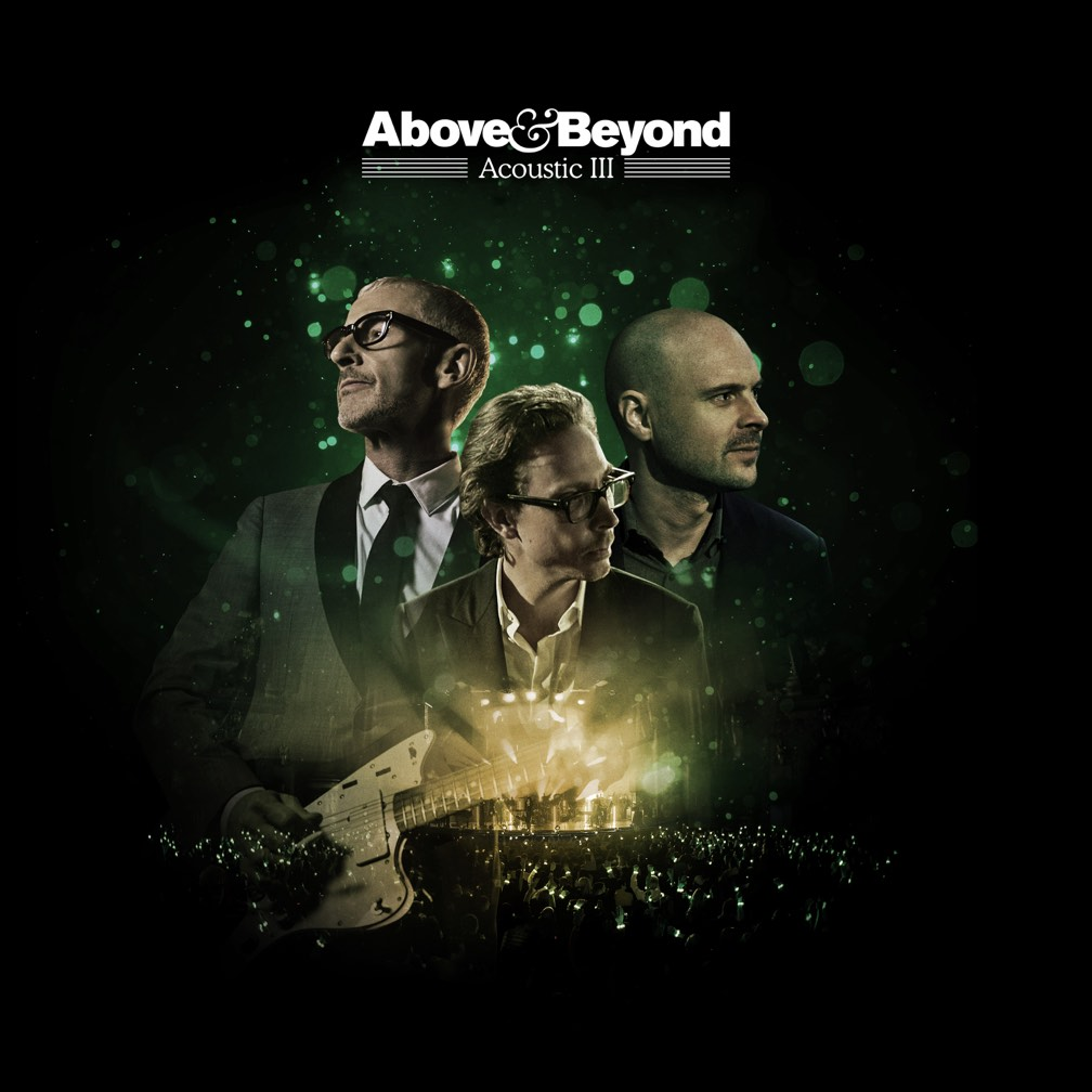 Above & Beyond Acoustic 3 album cover