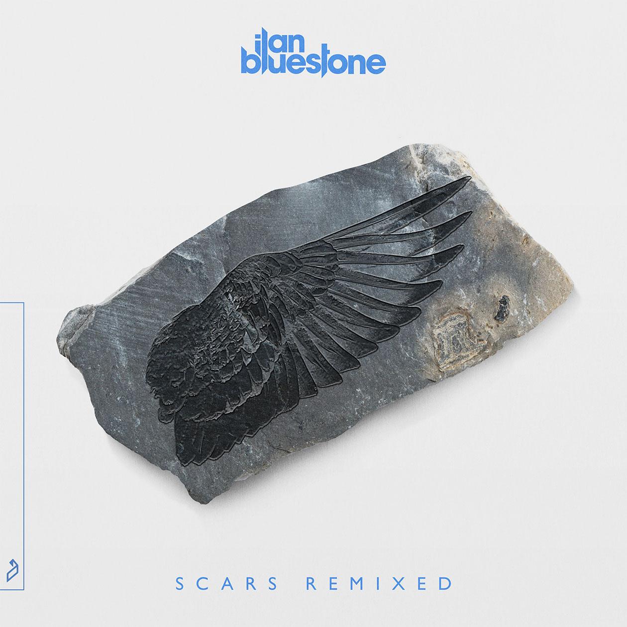ilan Bluestone - Scars packshot