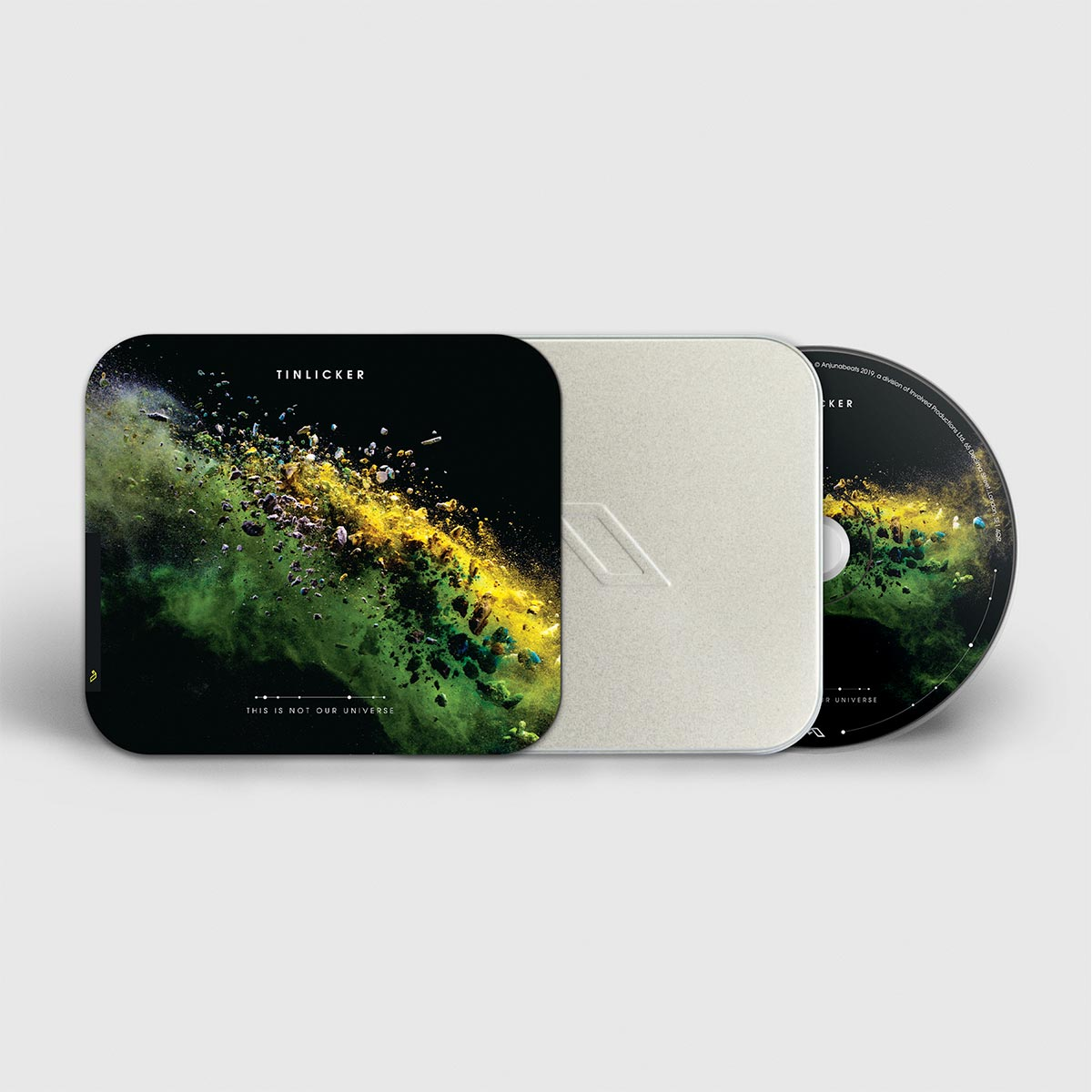 This Is Not Our Universe CD