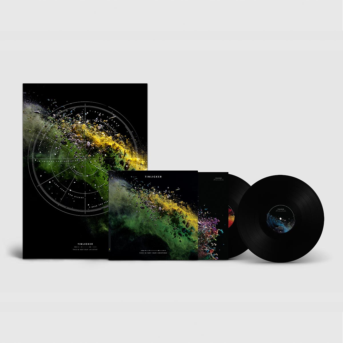 This Is Not Our Universe Vinyl