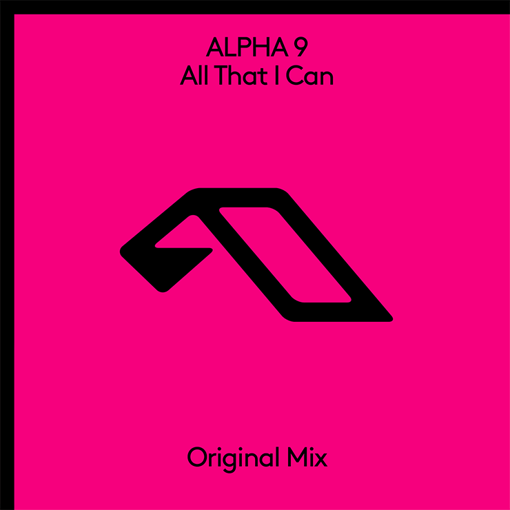 Alpha 9 All That I Can